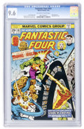Bronze Age (1970-1979):Superhero, Fantastic Four #167 (Marvel, 1976) CGC NM+ 9.6 Off-white to white pages....