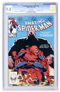 Modern Age (1980-Present):Superhero, The Amazing Spider-Man #249 (Marvel, 1984) CGC NM/MT 9.8 Whitepages....