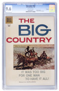 Silver Age (1956-1969):Adventure, Four Color #946 The Big Country - File Copy (Dell, 1958) CGC NM+ 9.6 Off-white pages....