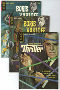 Silver Age (1956-1969):Horror, Boris Karloff Tales of Mystery Group (Gold Key, 1962-68)....(Total: 13 Comic Books)