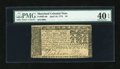 Colonial Notes:Maryland, Maryland April 10, 1774 $4 PMG Extremely Fine 40 EPQ....