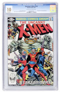 Modern Age (1980-Present):Superhero, X-Men #156 (Marvel, 1982) CGC MT 10.0 Off-white to white pages....