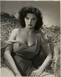 "Movie Posters:Western, Jane Russell in ""The Outlaw"" (United Artists, 1946). Still (10.75""X 13.75"").. ..."