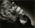 "Movie Posters:Film Noir, Veronica Lake by George Hurrell (Paramount, 1942). Still (10.5"" X13.5"").. ..."
