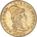 Early Eagles, 1800 $10 XF45 PCGS....