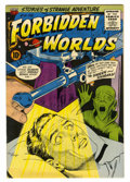 Silver Age (1956-1969):Horror, Forbidden Worlds #51 Circle 8 pedigree (ACG, 1957) Condition:VF/NM....