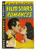 Golden Age (1938-1955):Romance, Film Stars Romances #2 (Star Publications, 1950) Condition:VG/FN....