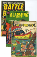 Golden Age (1938-1955):Miscellaneous, Miscellaneous Golden Age Group (Various Publishers, 1950s-60s) Condition: Average VG-.... (Total: 23 Comic Books)