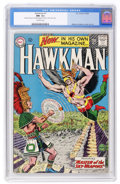 Silver Age (1956-1969):Superhero, Hawkman #1 (DC, 1964) CGC NM- 9.2 Off-white pages....