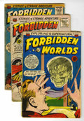 Golden Age (1938-1955):Horror, Forbidden Worlds Group (ACG, 1954-66) Condition: Average GD....(Total: 32 Comic Books)