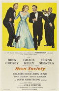 "Movie Posters:Musical, High Society (MGM, 1956). One Sheet (27"" X 41"").. ..."