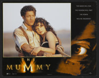 """The Mummy (Universal, 1999). Lobby Card Set of 8 (11"""" X 14""""). Horror. ... (Total: 8 Items)"""