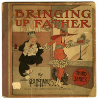 Bringing Up Father #3 (Cupples & Leon, 1919) Condition: GD