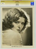 Movie/TV Memorabilia:Photos, Clara Bow Photo Portrait....