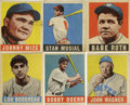 Baseball Cards:Lots, 1948-49 Leaf Baseball Collection (38). ...