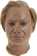 Movie/TV Memorabilia:Props, Jonathan Harris Prop Head....