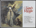 "Movie Posters:Animated, The Lord of the Rings (United Artists, 1978). Subway (44.75"" X60""). Animated.. ..."