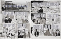 "Original Comic Art:Complete Story, Angelo Torres Mad #380 Complete 4-page Story ""Flushmore"" Original Art (EC, 1999).. ..."