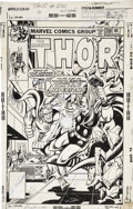 Original Comic Art:Covers, Joe Sinnott Thor #280 Cover Original Art (Marvel, 1979)....