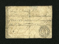 Colonial Notes:South Carolina, South Carolina November 15, 1775 20s Very Good-Fine....