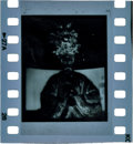 Movie/TV Memorabilia:Photos, Negative of Boris Karloff from The Mask of Fu Manchu....