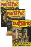 Pulps:Science Fiction, Famous Fantastic Mysteries Group (Frank A. Munsey Co., 1939-53)Condition: Average VG.... (Total: 64 Items)