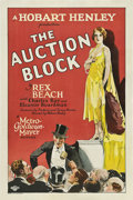 """Movie Posters:Comedy, The Auction Block (MGM, 1926). One Sheet (27"""" X 41"""").. ..."""
