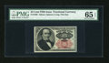 Fractional Currency:Fifth Issue, Fr. 1308 25c Fifth Issue PMG Gem Uncirculated 65 EPQ....