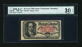 Fractional Currency:Fifth Issue, Fr. 1381 50c Fifth Issue PMG Very Fine 30 EPQ....