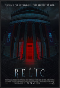 """The Relic (Paramount, 1997). One Sheet (27"""" X 40"""") DS Advance. Horror"""