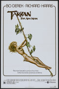 "Movie Posters:Adventure, Tarzan the Ape Man (MGM, 1981). One Sheet (27"" X 41""). Adventure....."