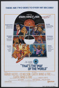 "Movie Posters:Rock and Roll, That's the Way of the World (United Artists, 1975). One Sheet(26.75"" X 41""). Rock and Roll.. ..."
