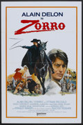 "Movie Posters:Adventure, Zorro Lot (United Artists, 1975). International One Sheet & OneSheet (27"" X 41""). Adventure.. ... (Total: 2 Items)"