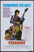 "Movie Posters:Rock and Roll, Stardust (Columbia, 1974). One Sheet (27"" X 41"") Style C. Rock andRoll.. ..."