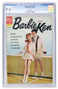 Silver Age (1956-1969):Romance, Barbie and Ken #4 File Copy (Dell, 1963) CGC NM 9.4 Off-whitepages....