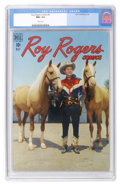 Golden Age (1938-1955):Western, Roy Rogers Comics #5 (Dell, 1948) CGC NM+ 9.6 White pages....