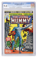 Bronze Age (1970-1979):Horror, Supernatural Thrillers #5 The Living Mummy - Don Rosa Collectionpedigree (Marvel, 1973) CGC NM/MT 9.8 Off-white to white page...
