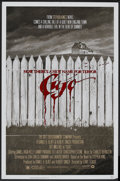"Movie Posters:Horror, Cujo (Warner Brothers, 1983). One Sheet (27"" X 41""). Horror.. ..."