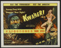 "Movie Posters:Documentary, Kwaheri (Afromerica Films, 1965). Half Sheet (22"" X 28""). Documentary.. ..."