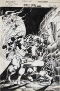 Original Comic Art:Covers, Dave Cockrum X-Men #102 Cover Original Art (Marvel, 1976).....