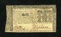 Colonial Notes:Maryland, Maryland April 10, 1774 $2 Choice About New....
