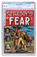 Golden Age (1938-1955):Horror, Haunt of Fear #10 Gaines File pedigree 12/12 (EC, 1951) CGC NM 9.4White pages....