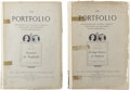 Books:Periodicals, F. Starkie Gardner. Two Issues of The Portfolio, including:Armour in England. 1897. [and:] Foreign Armo... (Total: 2Items)