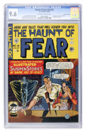 Golden Age (1938-1955):Horror, Haunt of Fear #16 (#2) Gaines File pedigree 5/9 (EC, 1950) CGC NM+9.6 Off-white to white pages....