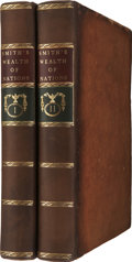 Books:Non-fiction, Adam Smith. An Inquiry into the Nature and Causes of the Wealthof Nations. In Two Volumes. The Second Edition. ... (Total: 2Items)