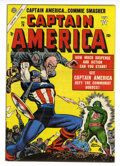 Golden Age (1938-1955):Superhero, Captain America Comics #78 (Timely, 1954) Condition: NM-....