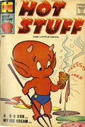 Silver Age (1956-1969):Cartoon Character, Hot Stuff, the Little Devil #1-42 File Copies Bound Volumes (Harvey, 1957-61).... (Total: 2 Items)