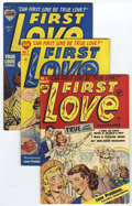 Golden Age (1938-1955):Romance, First Love Illustrated File Copies Group (Harvey, 1949-63)Condition: Average VF/NM.... (Total: 83 Comic Books)