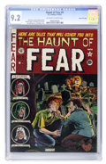 Golden Age (1938-1955):Horror, Haunt of Fear #9 Gaines File pedigree #12/12 (EC, 1951) CGC NM- 9.2Off-white to white pages....
