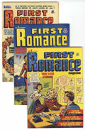 Golden Age (1938-1955):Romance, First Romance File Copies Group (Harvey, 1949-58) Condition: Average VF/NM.... (Total: 49 Comic Books)